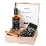 Jack Daniels met message